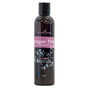 The Oil House | Dragon Time Massage Oil | Pure Essential Oils Blended to Bring Balance to your Life.
