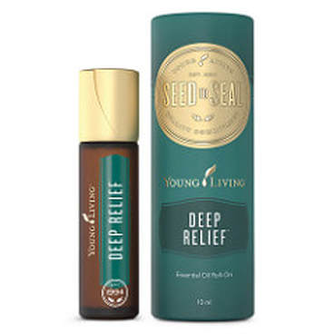 The Oil House | Deep Relief Essential Oil | Purse Pack Roll On | Experience the Benefits of the Pure Essence of Nature.