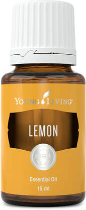 Lemon Essential Oil for Cleaning | The Oil House