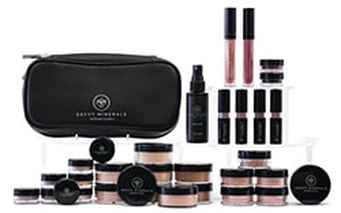 The Oil House | Bulk Buy Mineral Makeup Australia | Natural Look Makeup is easy with this Natural Makeup Collection, buy in bulk and save!