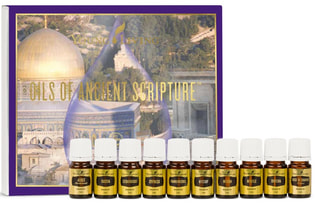 Oil of Scripture Collection | Frankincense, Myrrh | The Oil House Australia