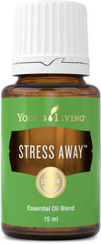 Stress Away Oil | The Oil House | Young Living Australia
