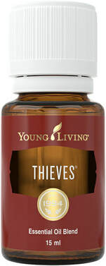Thieves Essential Oil for Cleaning | The Oil House