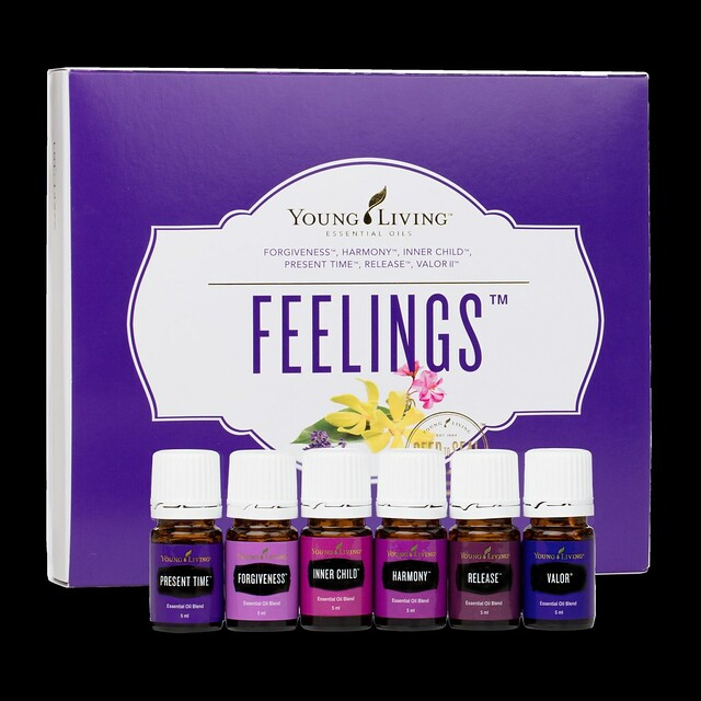 The Oil House Australia | Essential Oils for Feelings | Six essential oil blends to encourage emotional wellbeing.