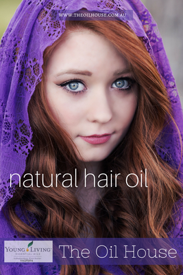 The Oil House | Natural Hair Oil | Pure essential oils for that holiday feeling every day.