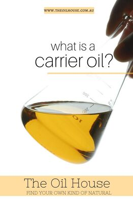 Carrier Oil in Beaker | The Oil House