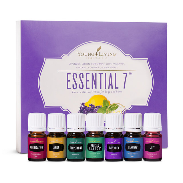 The Oil House Australia | Essential Oils for Home | This box of seven essential oils is a perfect start to your essential oil collection.