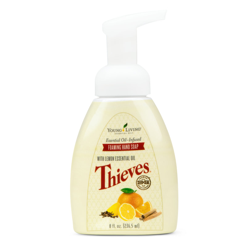 Thieves Foaming Hand Soap | The Oil House | Chemical Free Hand Wash Australia