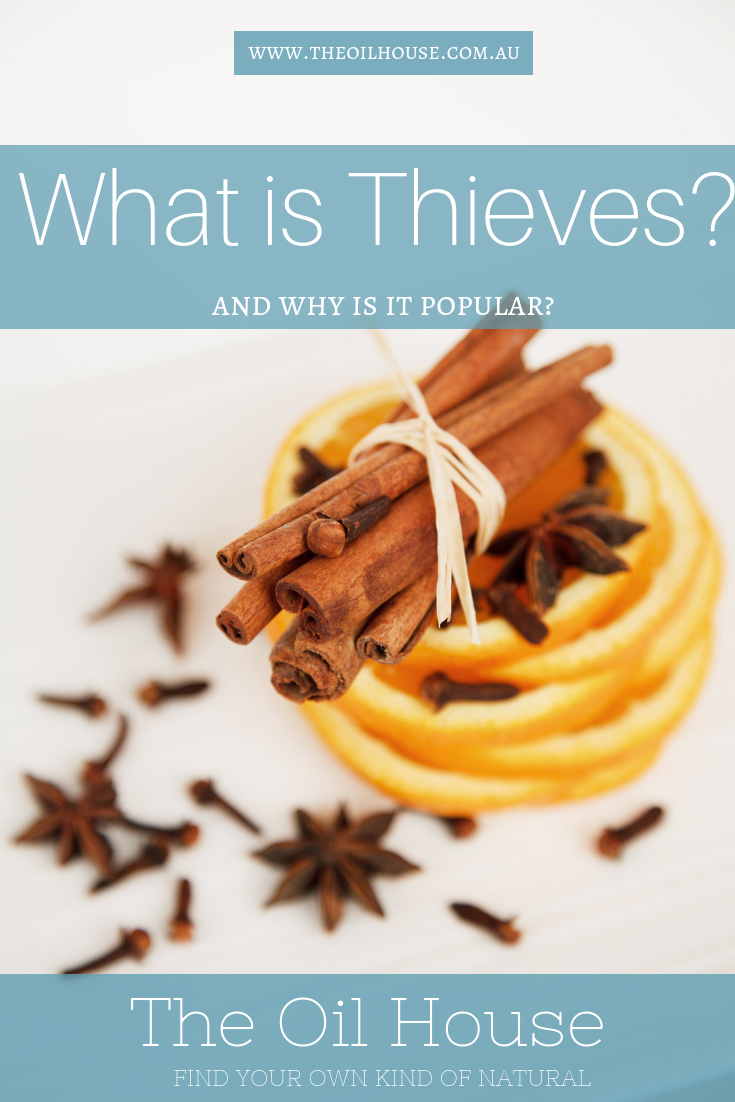What is Thieves | The Oil House